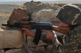 violation du cessez le feu par l'Azerbaidjan au Karabagh